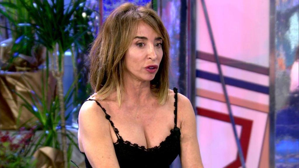 María Patiño toma una drástica decisión ante la entrevista más polémica de Rafael Amargo