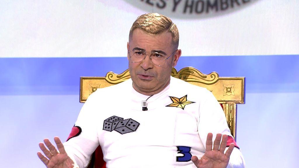 Primeras decisiones en su trono: Jorge Javier solo se queda con dos pretendientes