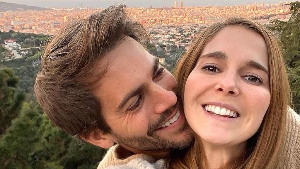 """Natalia Sánchez y Marc Clotet, confinados con sus dos hijos: """"Nos esperan unos días intensos"""""""