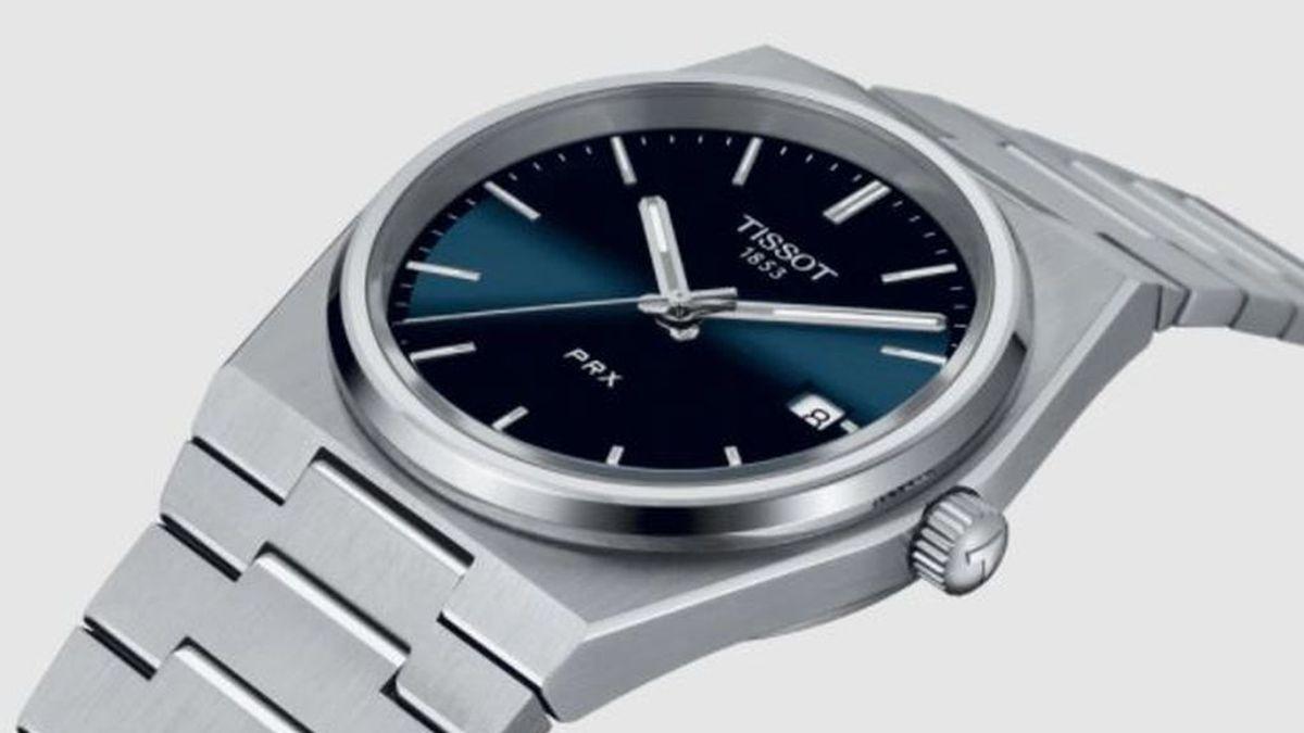 Fiebre de sábado noche: el Tissot PRX, el reloj de 350 euros que quieren los millonarios