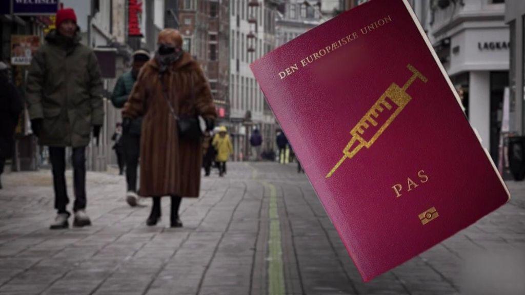 El 'pasaporte covid' ya está aquí: los vacunados en España podrían tener ventajas sobre los no vacunados