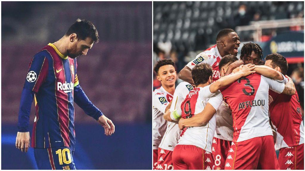 """El troleo del Mónaco al Barça con el PSG: """"Les ganamos en la ida y en la vuelta"""""""