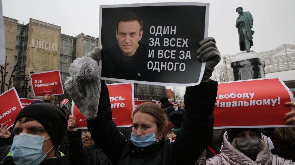 La UE estudia sanciones contra Rusia por el caso Navalny