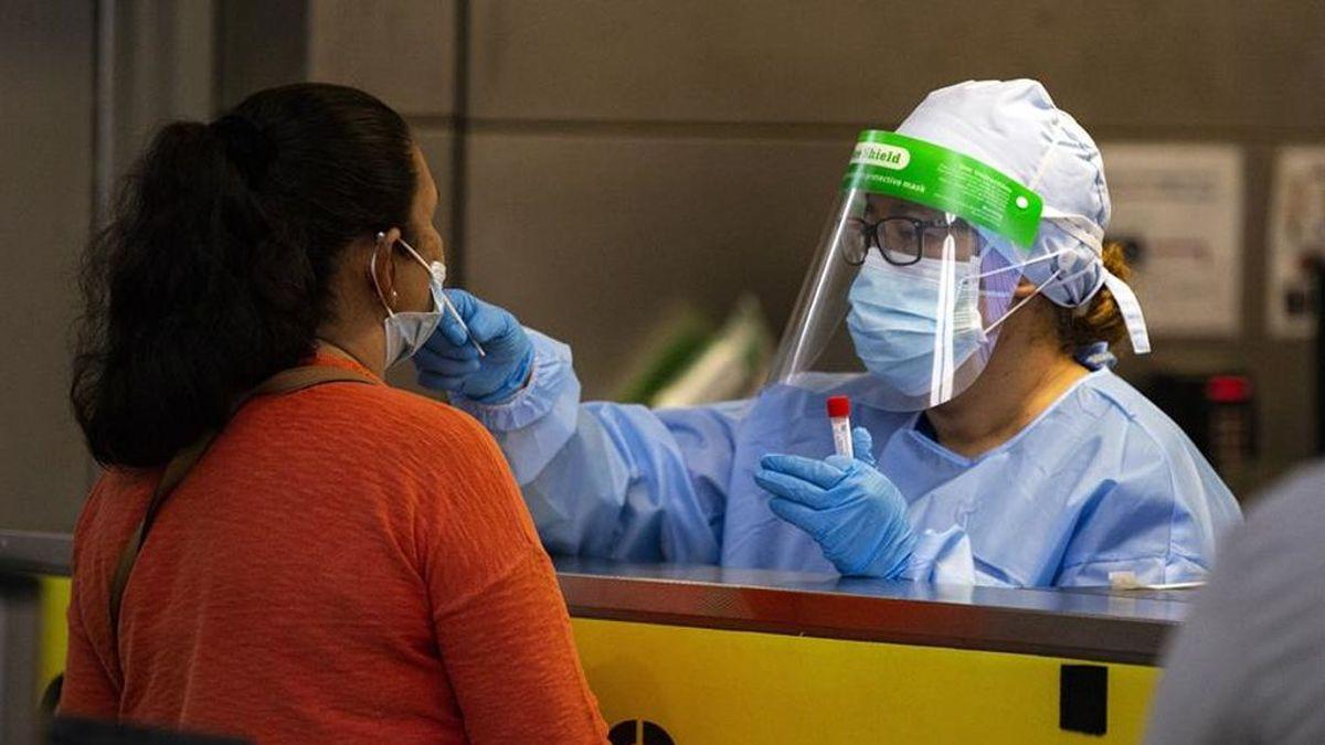 La OMS investiga una recombinación de dos variantes del SARS-CoV-2 detectada en EEUU