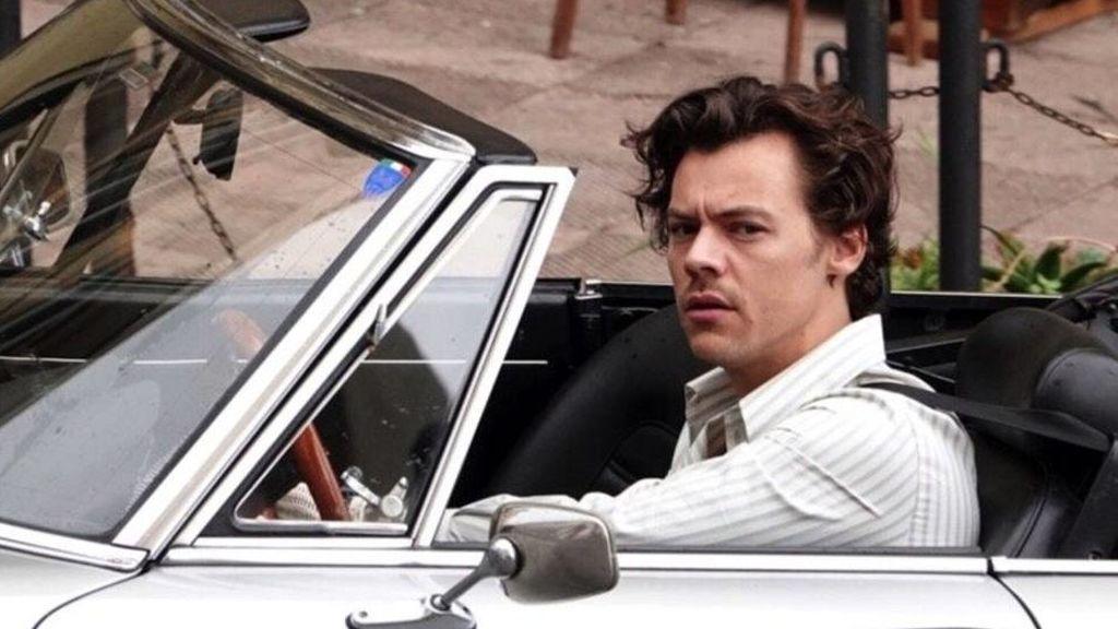 A Harry Styles le encantan los coches clásicos. Esta es su impresionante colección