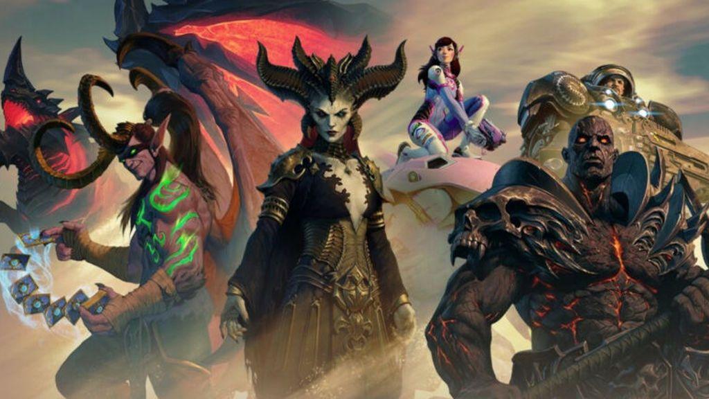 El regreso de Burning Crusade y de Diablo 2 protagonizan la Blizzconline 2021