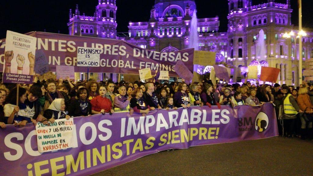 """Vox quiere cambiar el 8M, Día de la Mujer, por un """"Día Nacional de las víctimas del coronavirus"""""""
