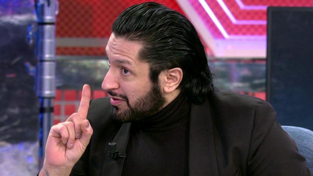 Rafael Amargo en 'Sábado Deluxe'