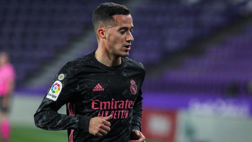 Lucas Vázquez está siendo uno de lo mejores del Madrid está temporada.