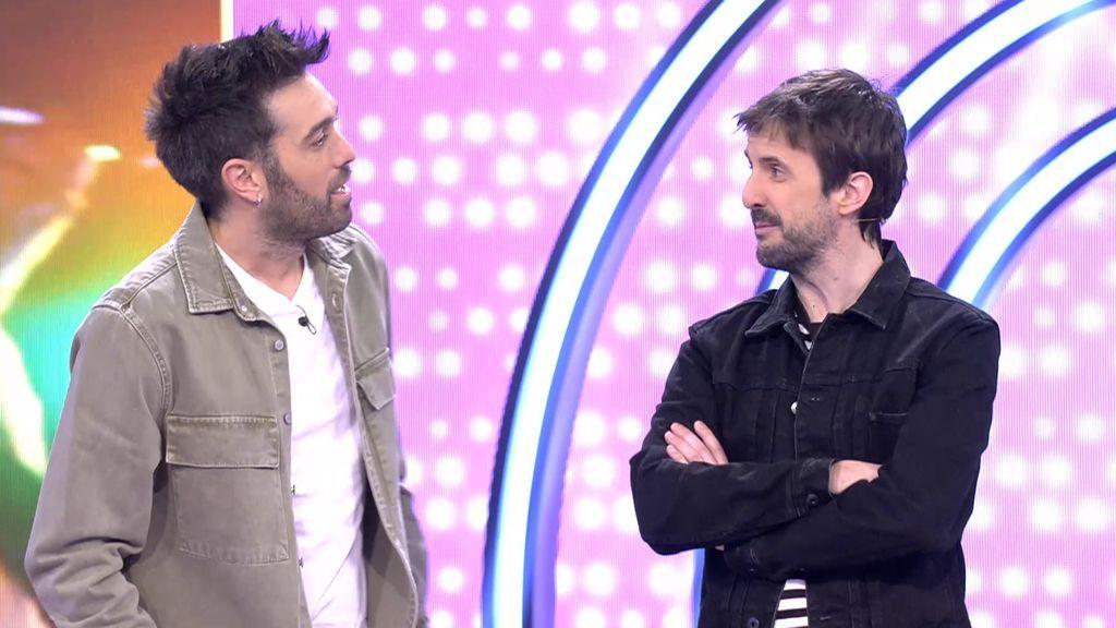Julián López visita 'El concurso del año'