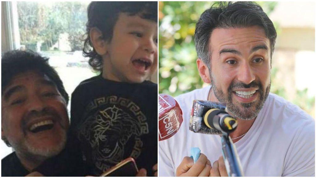 """""""A Maradona lo mataron"""": Prueban que su muerte fue un homicidio involuntario, según el abogado de su hijo Dieguito"""