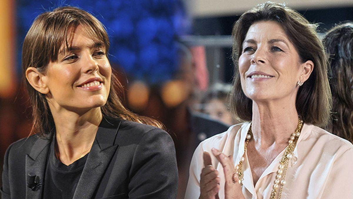 Carlota y Carolina de Mónaco, el estilo que heredaron de Grace Kelly: sus mejores looks de los últimos tiempos