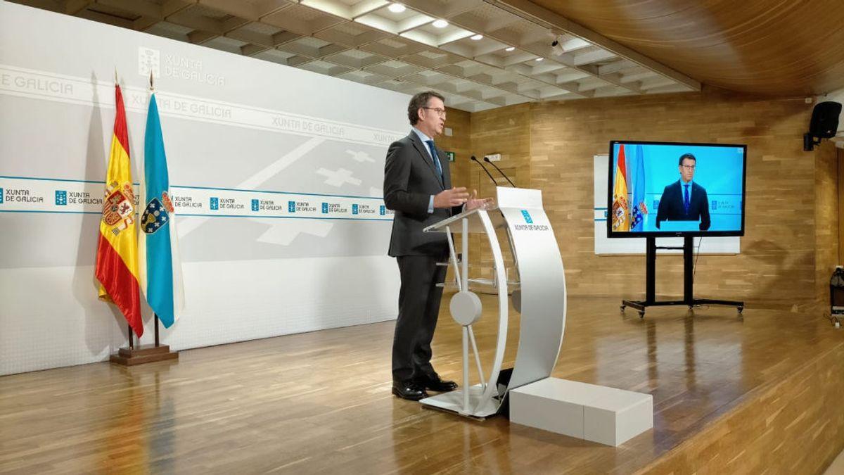 El 63% de los nuevos positivos en Galicia pertenecen ya a la variante británica