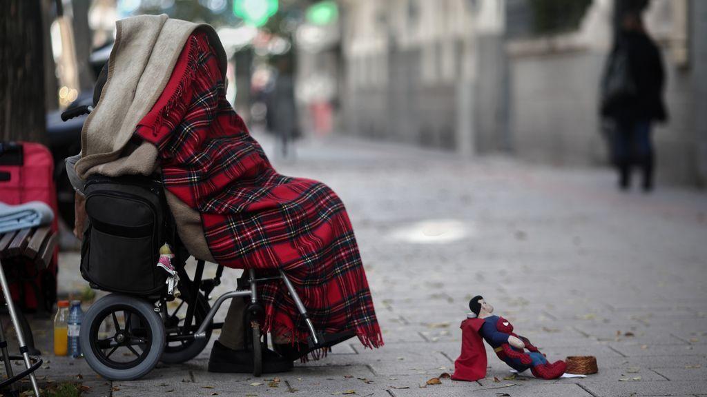 Un fiscal denuncia que escupir o patear a un sin hogar es más frecuente de lo se piensa