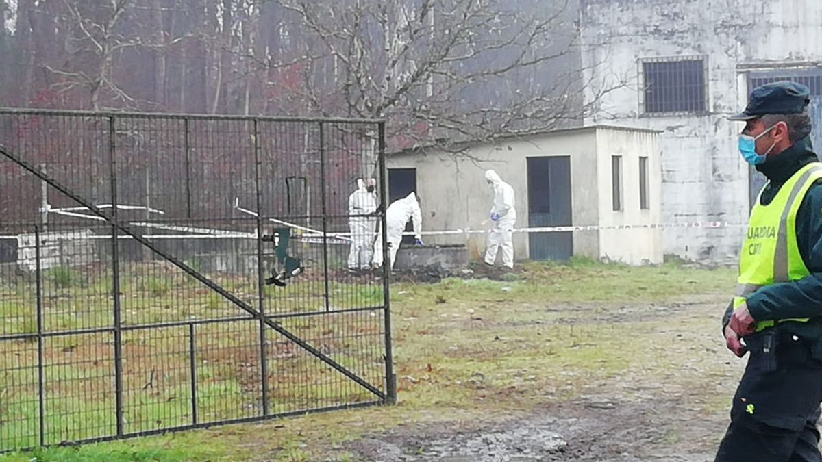 Investigan la aparición de un cadáver en un pozo de Pontevedra como muerte violenta