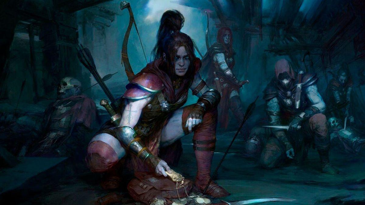 Diablo IV: la pícara es la nueva clase anunciada para el esperado Diablo de mundo abierto