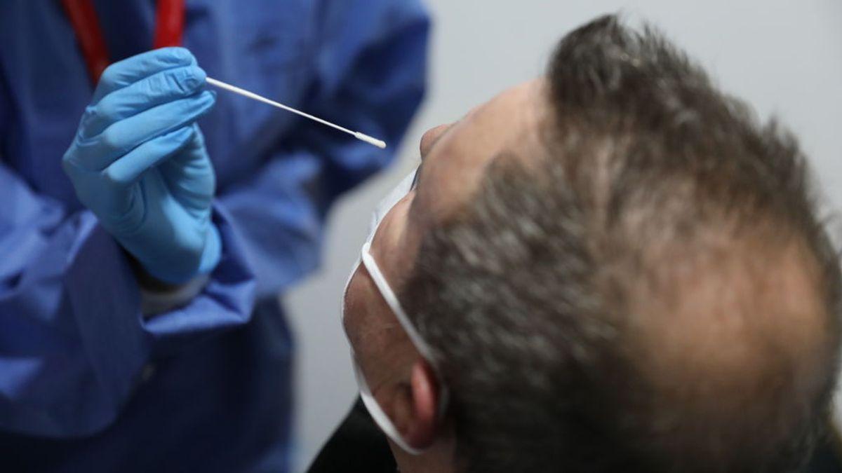 Madrid sigue a la baja con 351 casos y suma 34 muertos por coronavirus