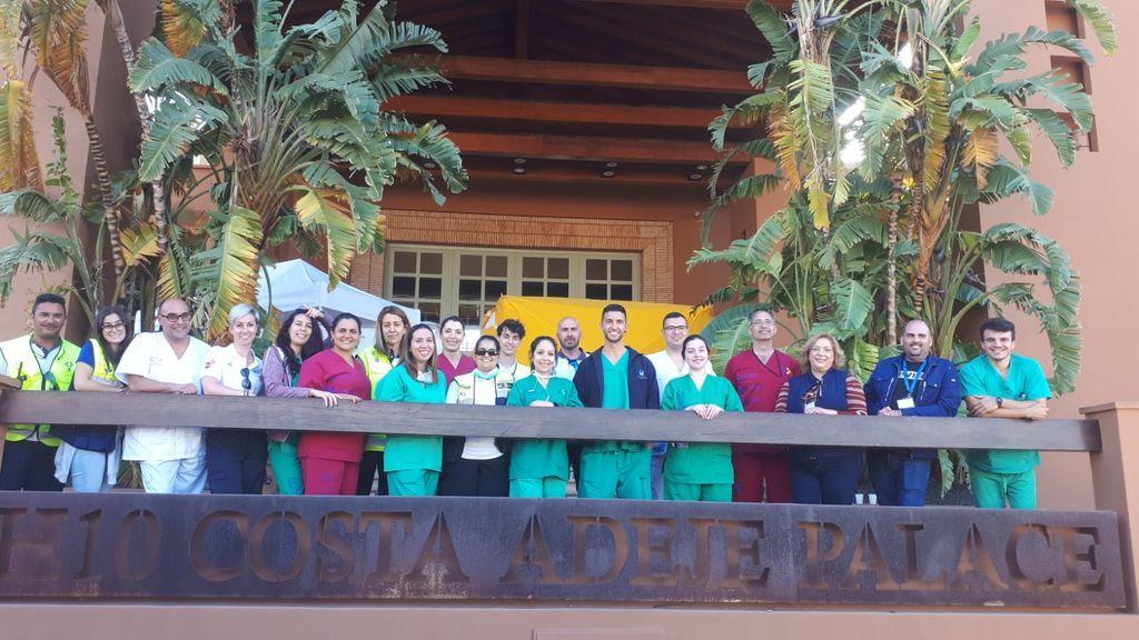 Un año del cierre por covid del hotel del sur de Tenerife: primer 'ensayo general' del confinamiento