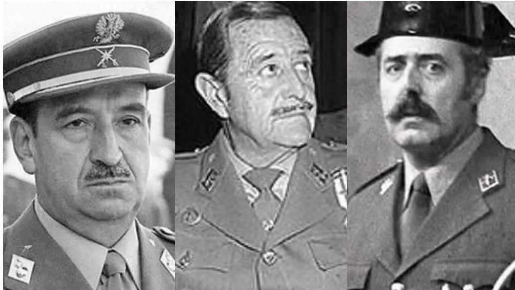 Armada, Milans del Bosch y Tejero: los únicos condenados en España por rebelión
