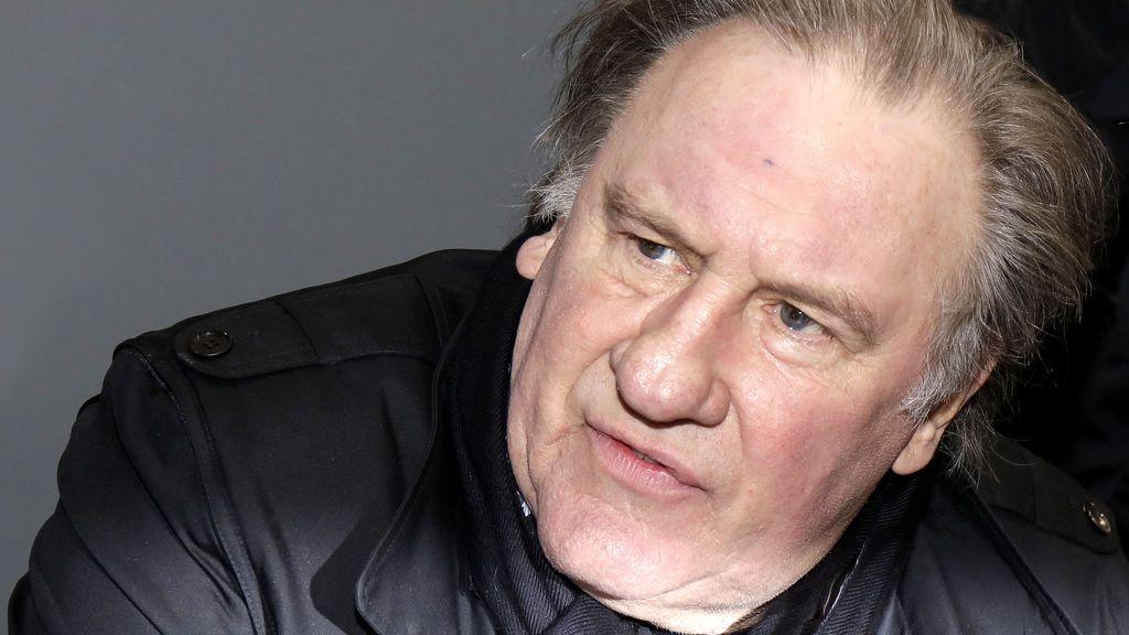 El actor francés Gerard Depardieu es acusado de violación