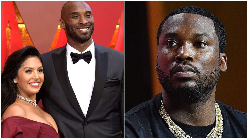 """Vanessa Bryant estalla contra el rapero Meek Mill por una canción suya sobre Kobe: """"Encuentro esta letra extremadamente insensible e irrespetuosa"""""""