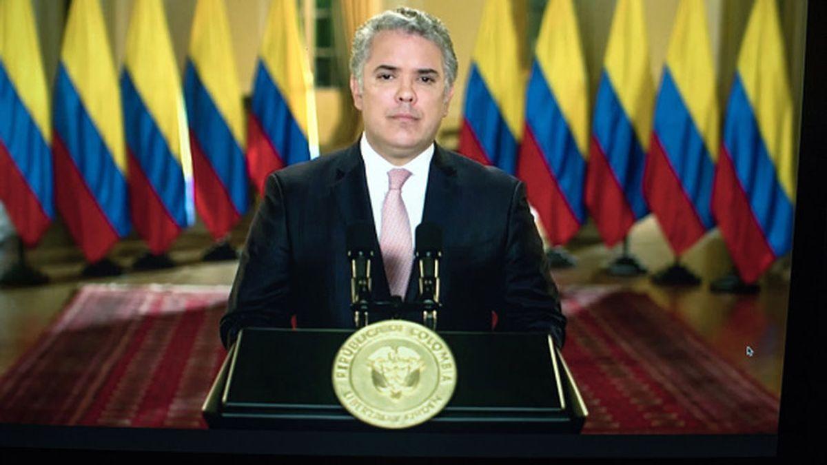 Un exlider de las FARC amenaza de muerte a Iván Duque desde Venezuela
