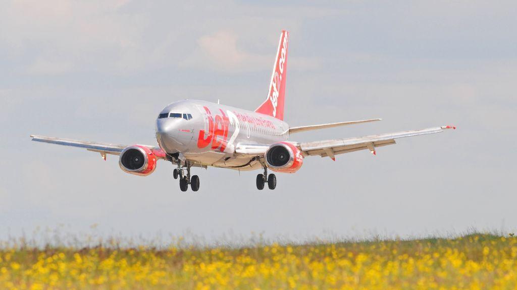 Avión de Jet2