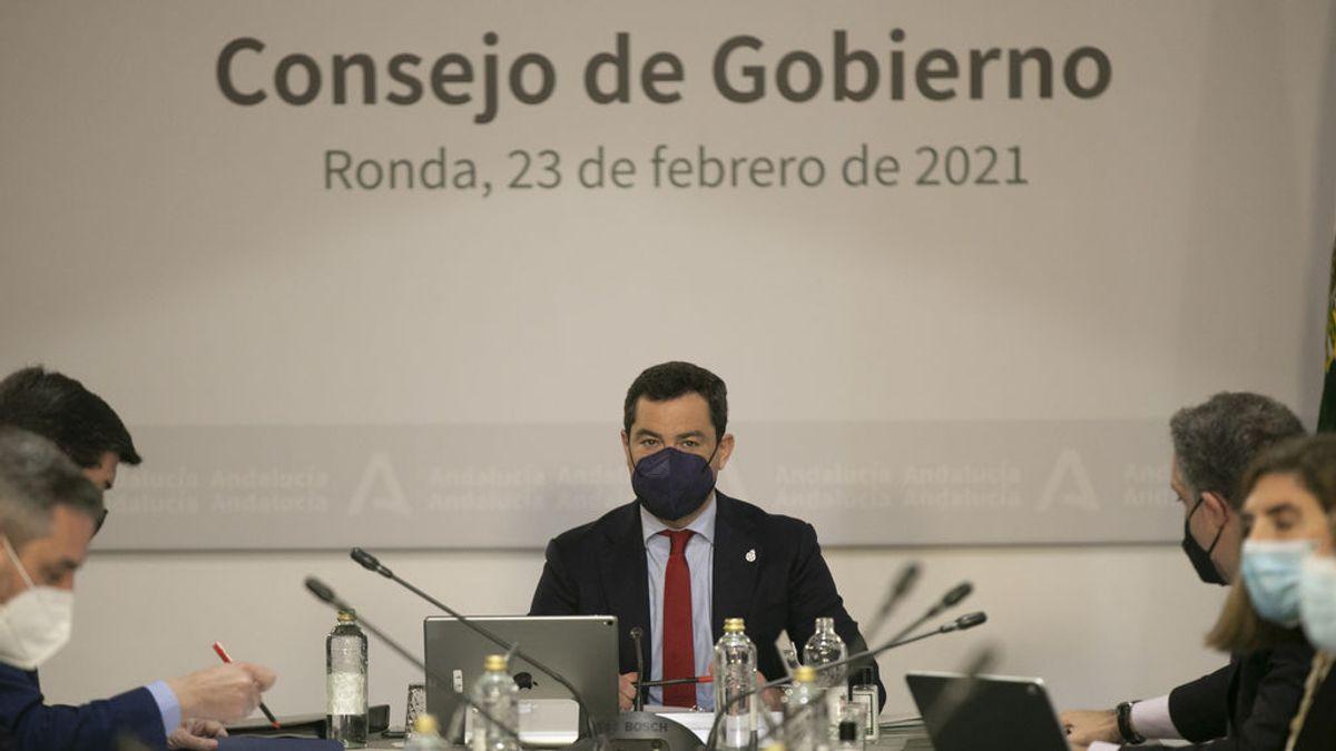 Andalucía prorroga las restricciones actuales hasta el 4 de marzo y convoca al comité de expertos para revisar las medidas