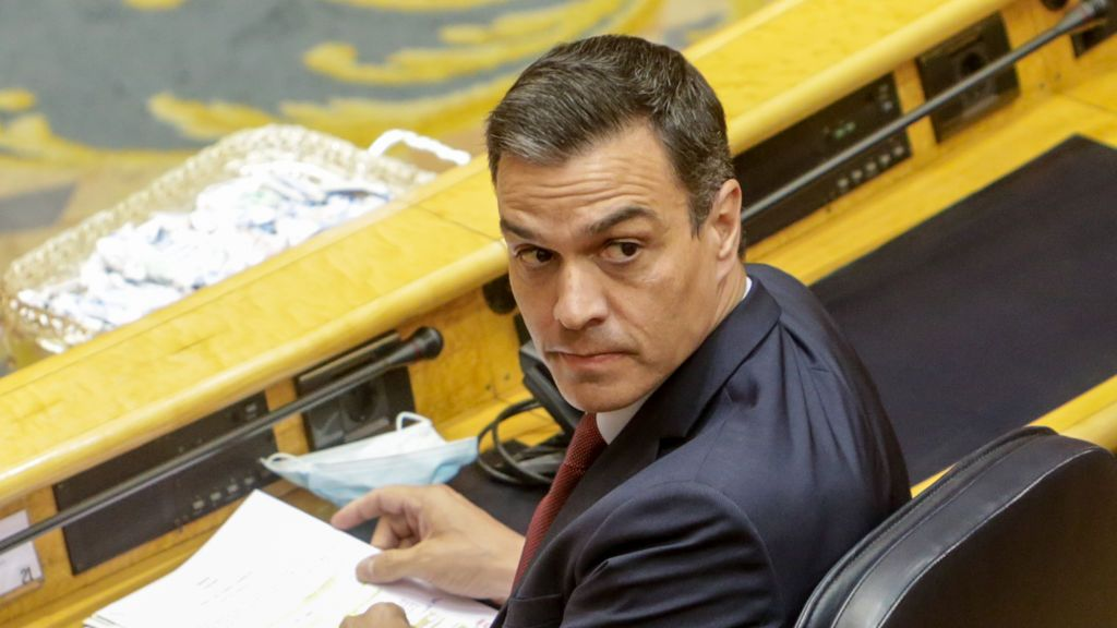 """Sánchez replica a las críticas del senador Javier Maroto: """"¡Están a por uvas!"""""""
