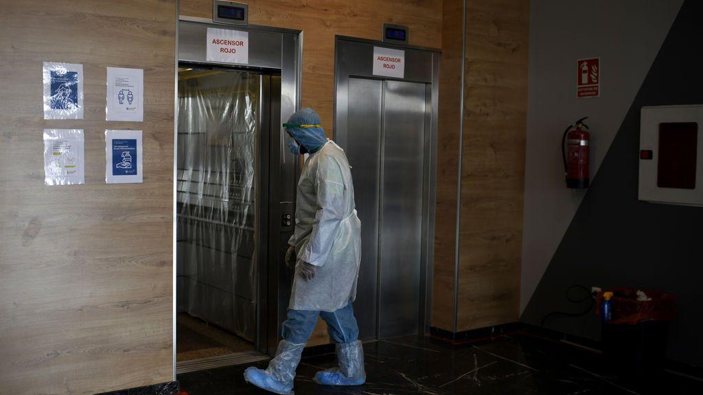 Madrid reporta 1.503 casos y 33 muertos por coronavirus en el último día