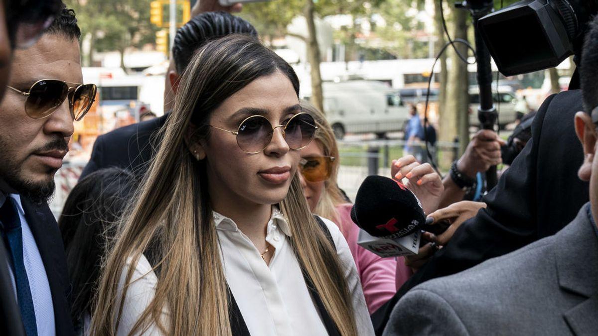 Emma Coronel, esposa  detenida del Chapo: de su relación a los 17 años a estrella de un 'reality' sobre el narco
