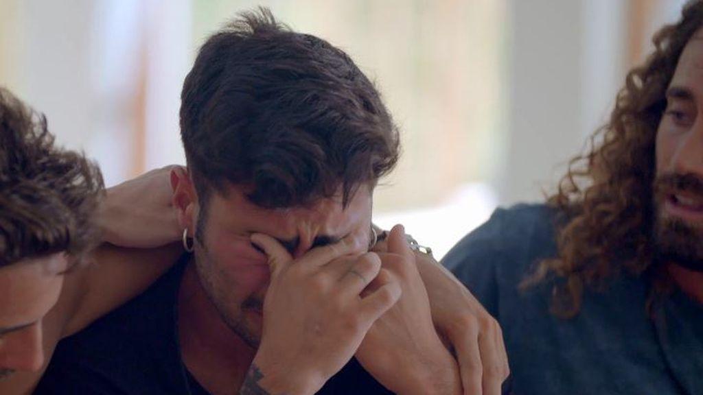 Ranking de lágrimas: las escenas más emotivas de 'La isla de las tentaciones'
