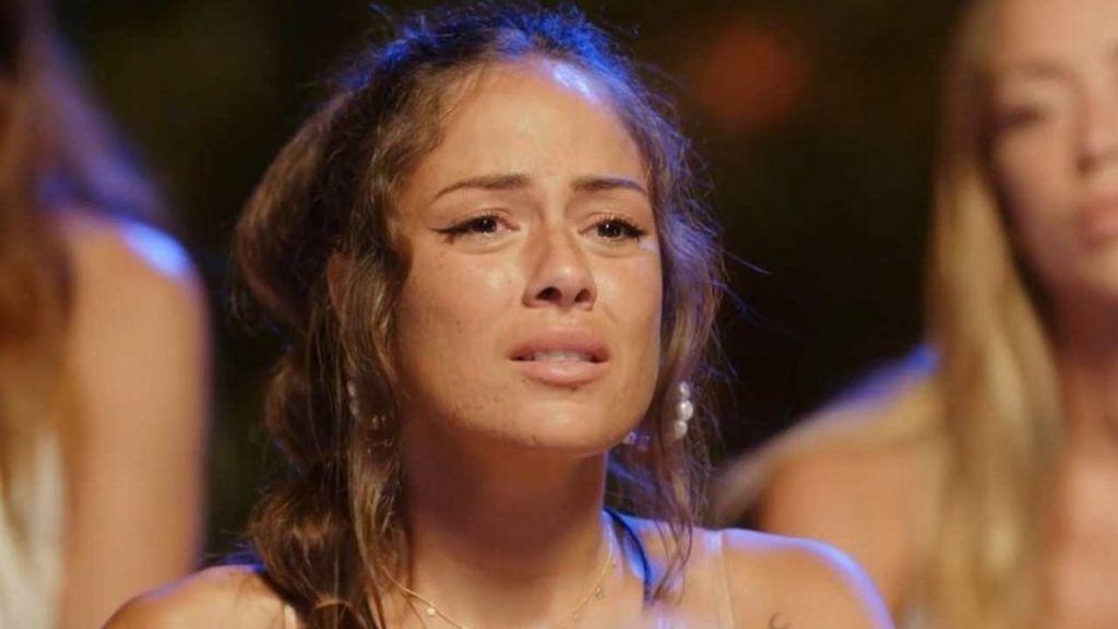 Melyssa Pinto en 'La isla de las tentaciones'