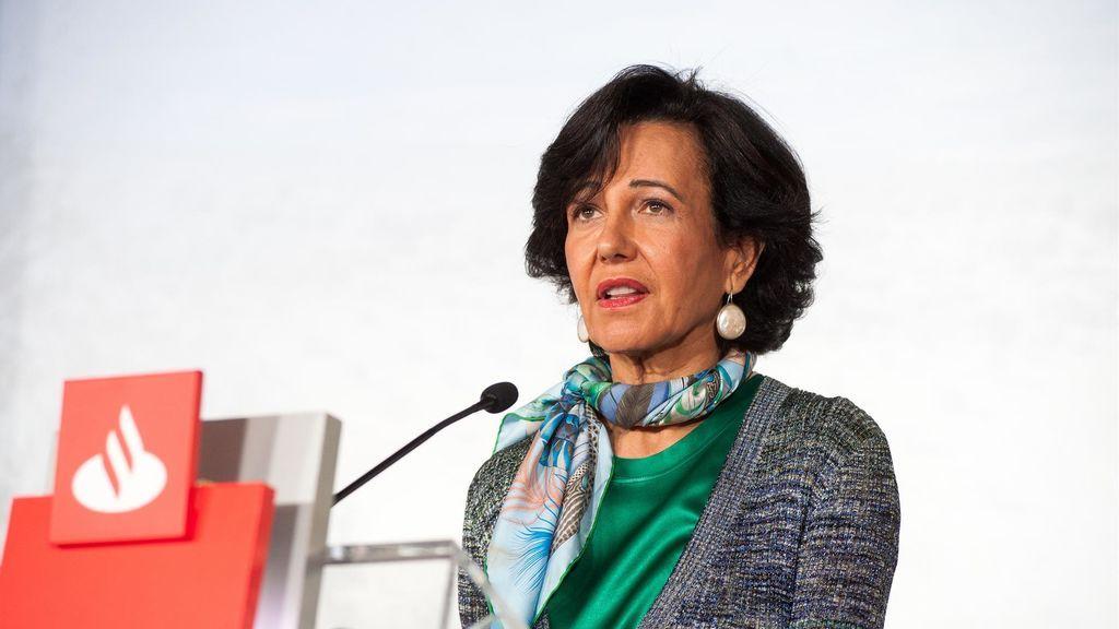 Ana Botín ganó 6,81 millones como presidenta del Santander en 2020, un 31% menos