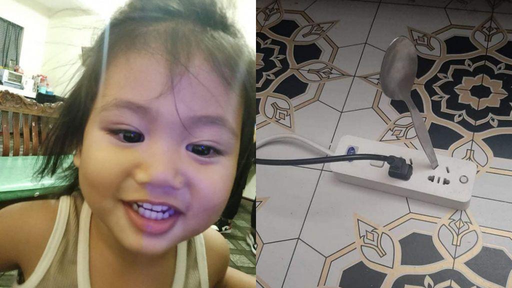 Un niño de dos años muere electrocutado tras meter una cuchara metálica en un alargador