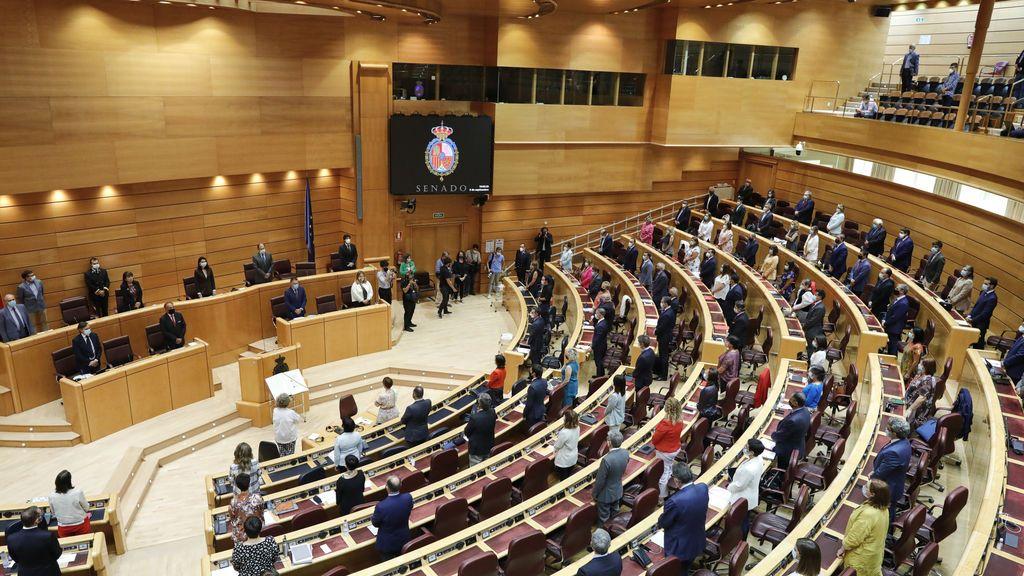 En directo: sesión de control al Gobierno en el Senado