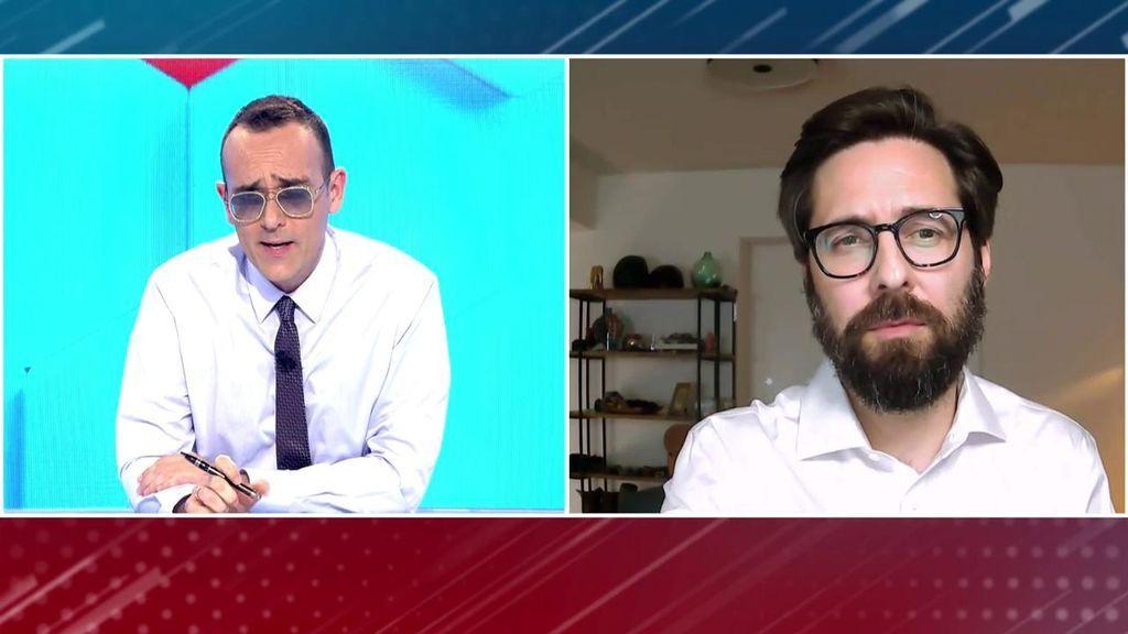 """Elvis García, doctor en Salud Pública: """"Cuando oigo hablar de salvar la Semana Santa me sangran los oído"""""""