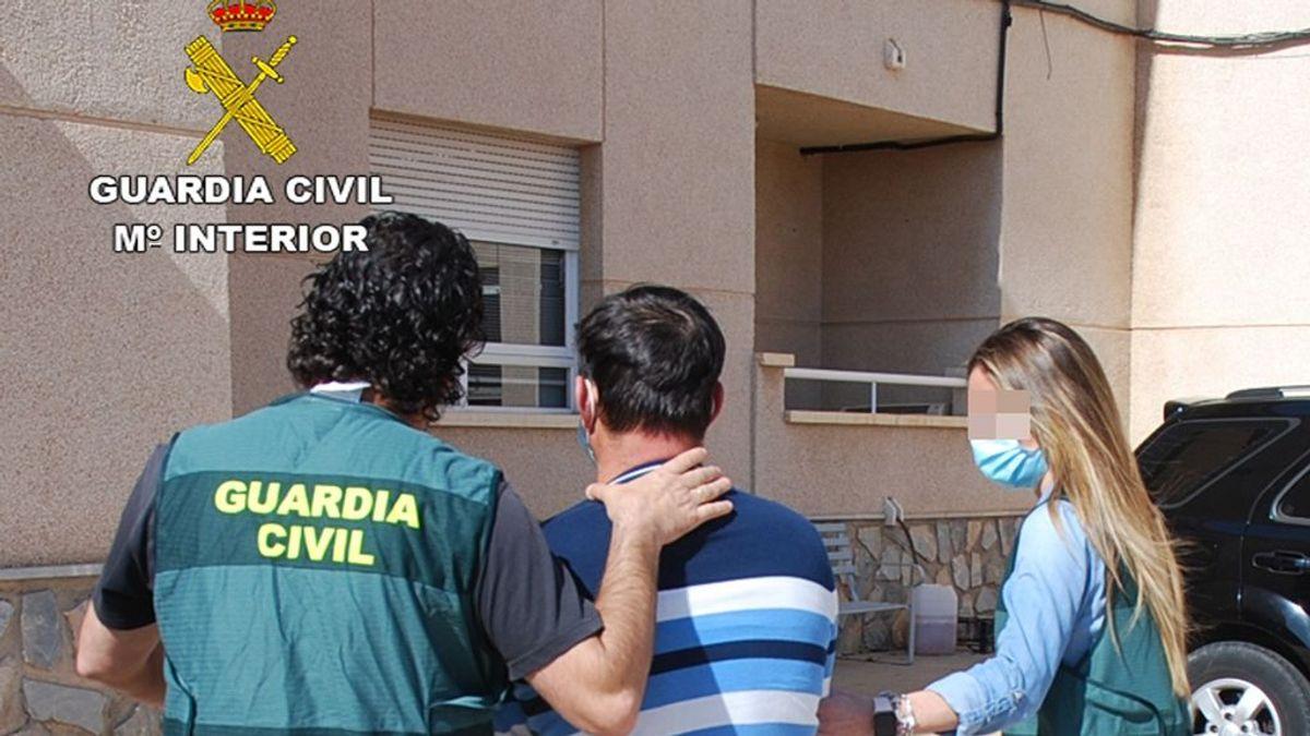 Detenido en Murcia uno de los agresores sexuales más buscado por la Interpol
