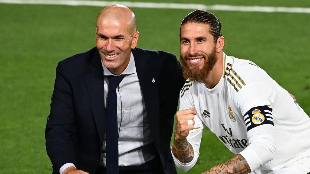 El discurso de Zidane al vestuario del Real Madrid: No valen excusas ante el Atalanta en la Champions