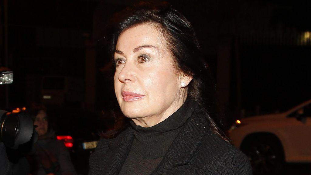 Carmen Martínez-Bordiú reaparece