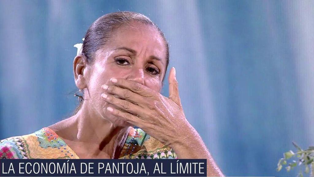 Las deudas millonarias de Pantoja y Cantora a punto de ser embargada