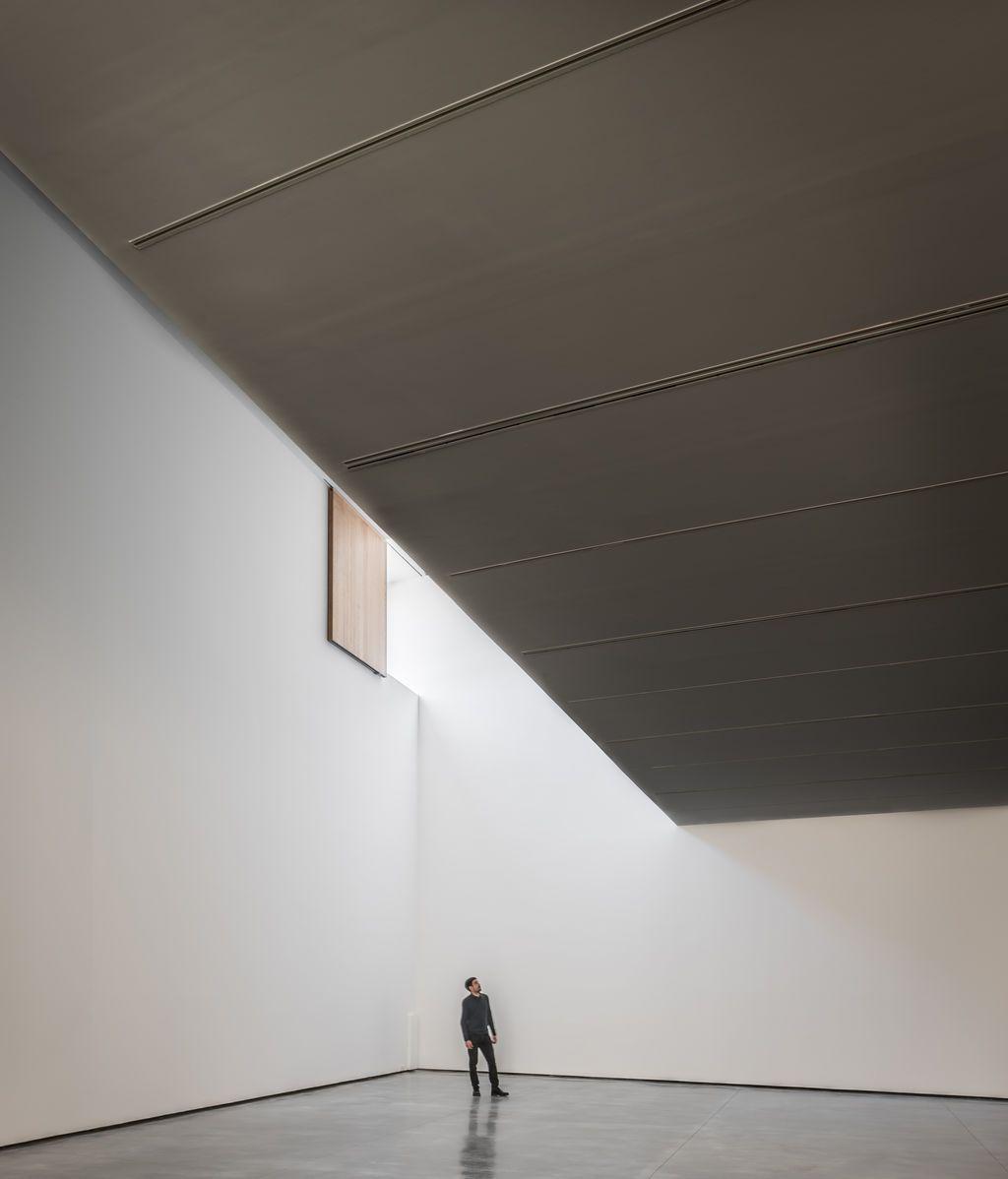Vista del interior del edificio