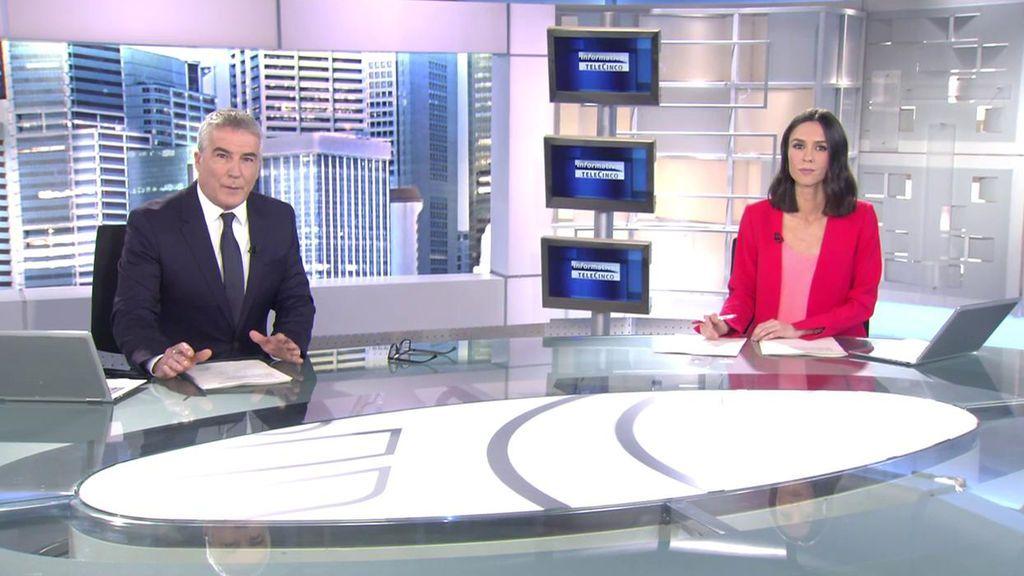Informativos Telecinco 2021 Mediodía 24/02/2021