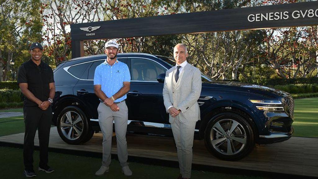 Así es el coche que salvó la vida a Tiger Woods: un SUV de lujo pero poco conocido