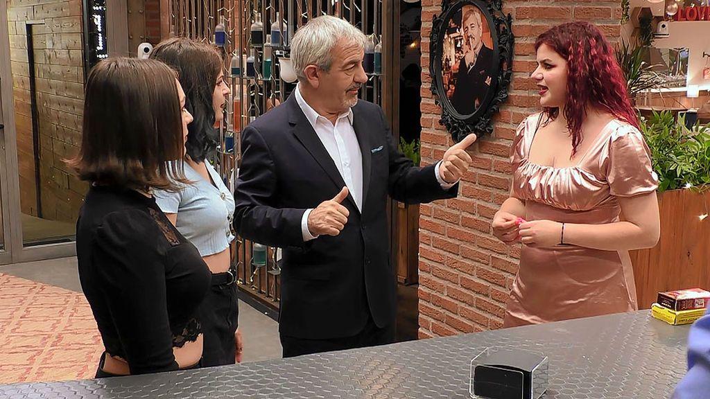 """Ana, a Carlos Sobera: """"Te encantan los preliminares en las relaciones sexuales"""""""