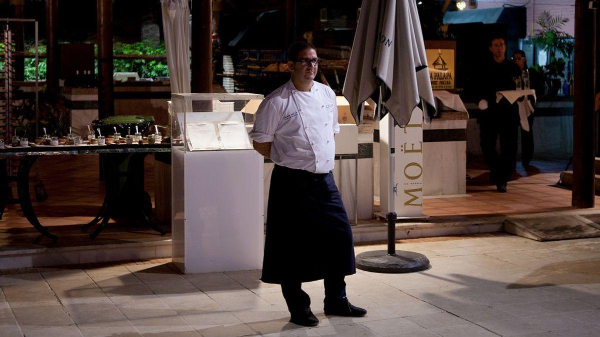 """El chef Dani García no echa de menos la alta cocina y cree que cerró """"tarde"""""""
