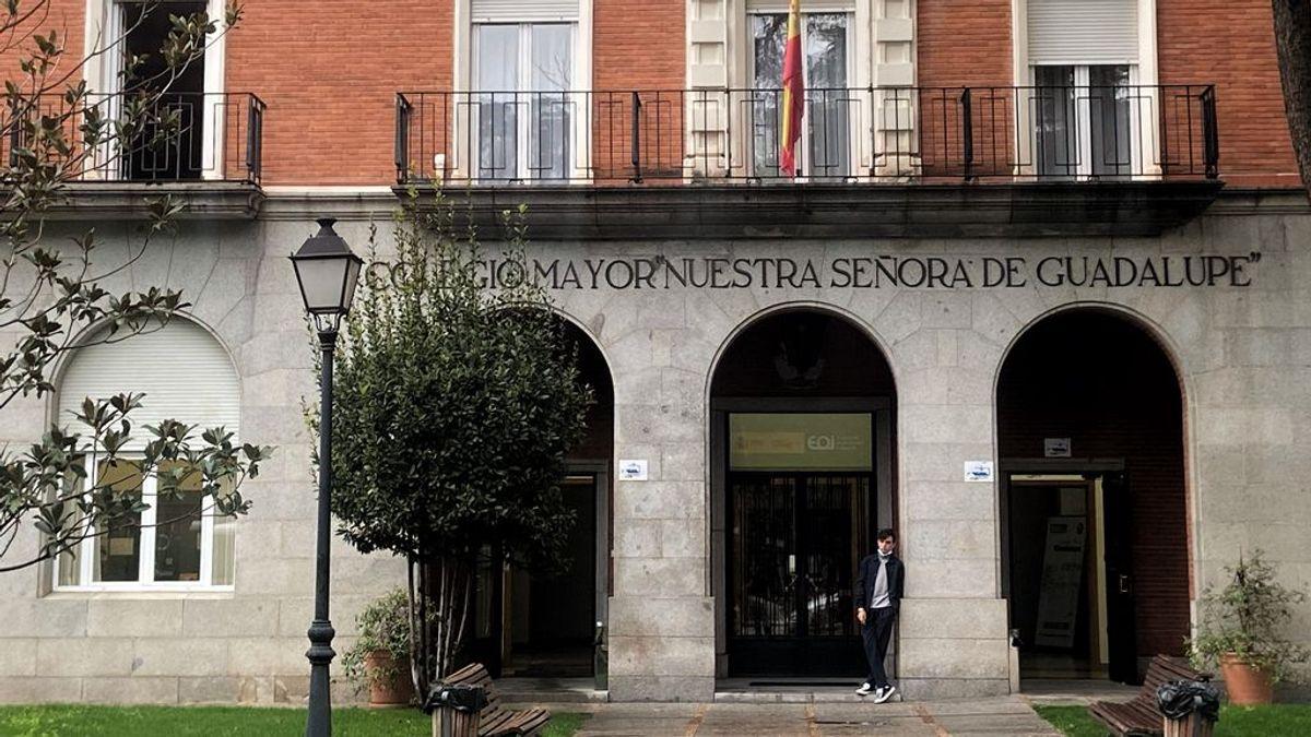 Un brote de la variante británica con casi 60 chavales contagidos en cuatro Colegios Mayores de Madrid