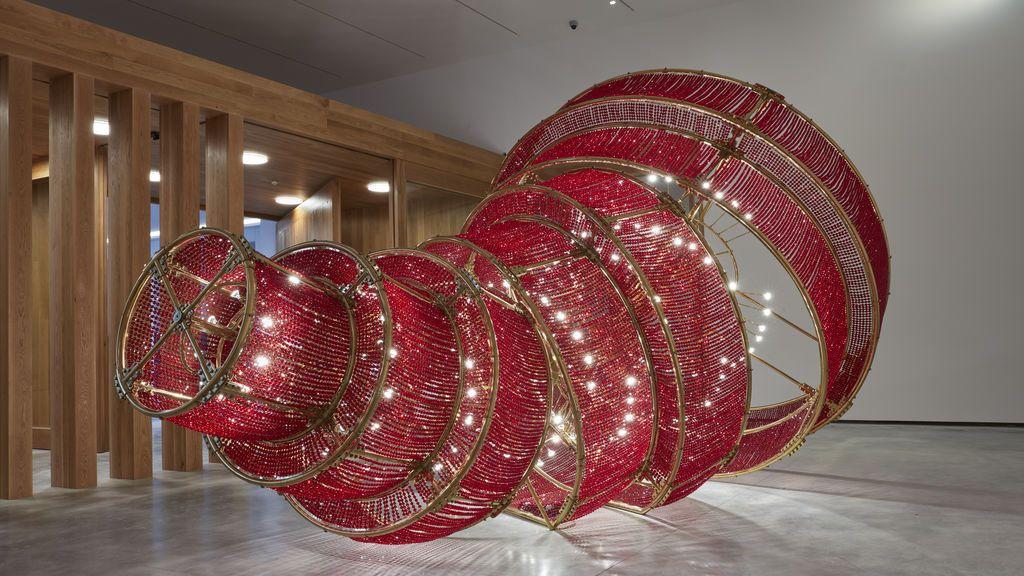 'Descending Light' (2007) de Ai Weiwei
