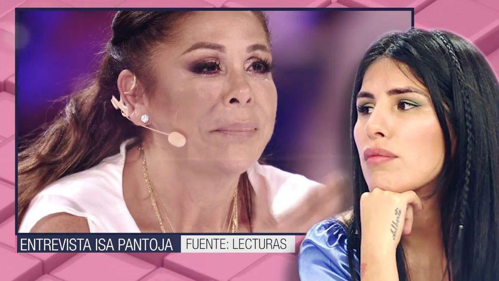 Isa Pantoja cuenta los detalles de su boda y habla de su madre y hermano