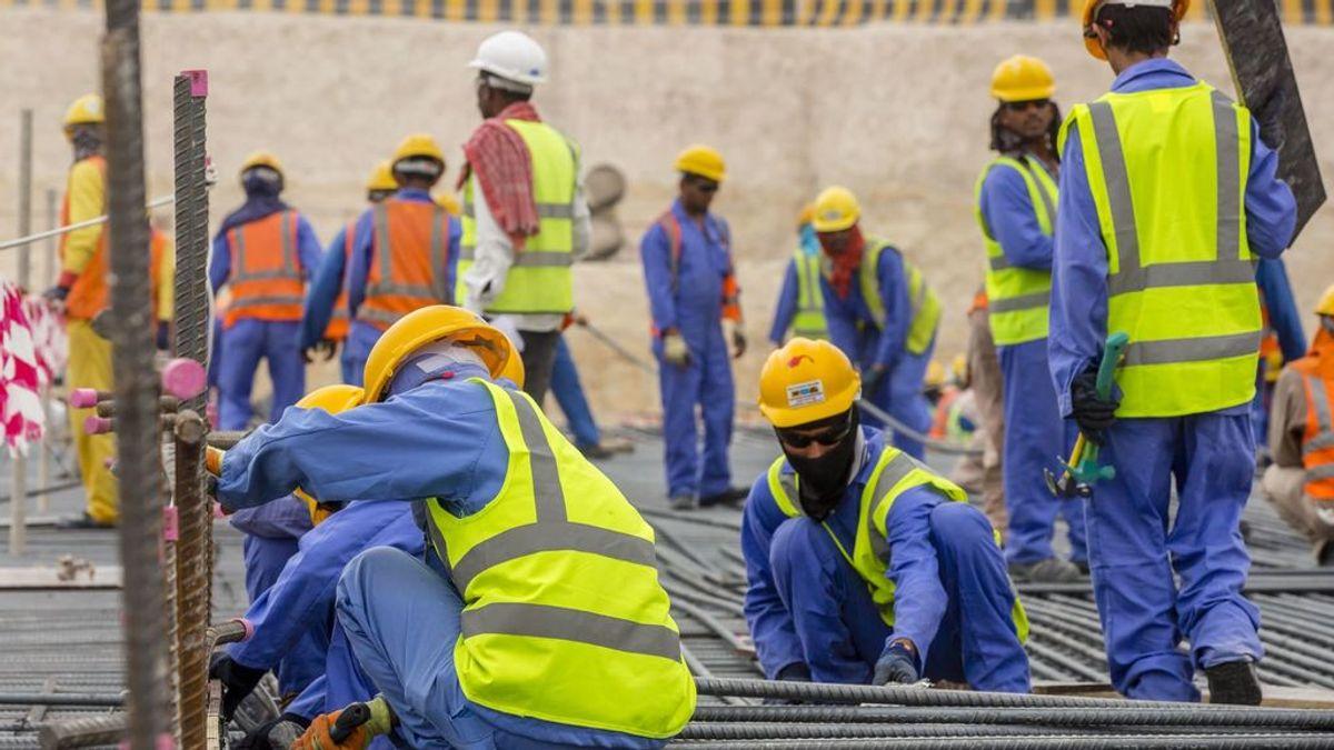 Más de 6.500 obreros han fallecido en los trabajos para el Mundial de Qatar: dos países ocultan sus muertos